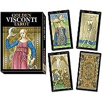 Golden Visconti Tarot