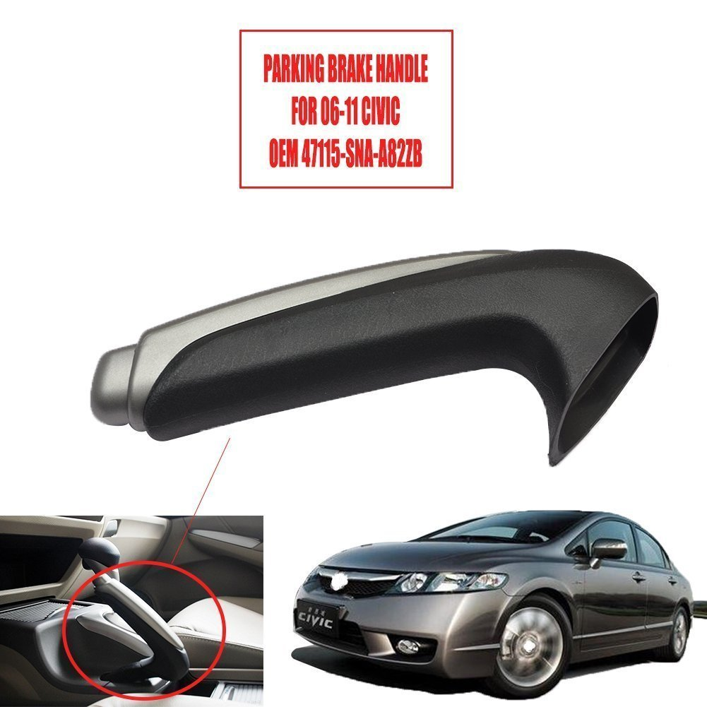 Guteauto Emergency Parking Brake Handle For Civic 2006-2011