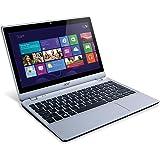 Acer Aspire V5-122P 11.6-inch Touchscreen Laptop (AMD A6 1GHz, 4GB RAM, 500GB HDD, LAN, WLAN, BT, Webcam, Integrated Graphics, Windows 8)