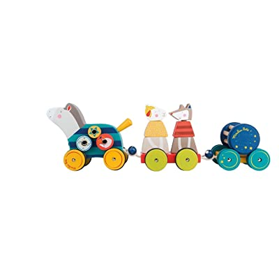 Pull Along Activity Horse Les Zig et Zag : Baby