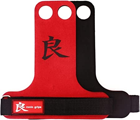 roningrips Red Dragon 2 Agujeros - calleras Crossfit, Pull ...