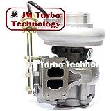 Dodge Ram Turbo Diesel Super Drag 6ctaa Turbocharger Cummins Hx40w T3 Flange 3538215 New