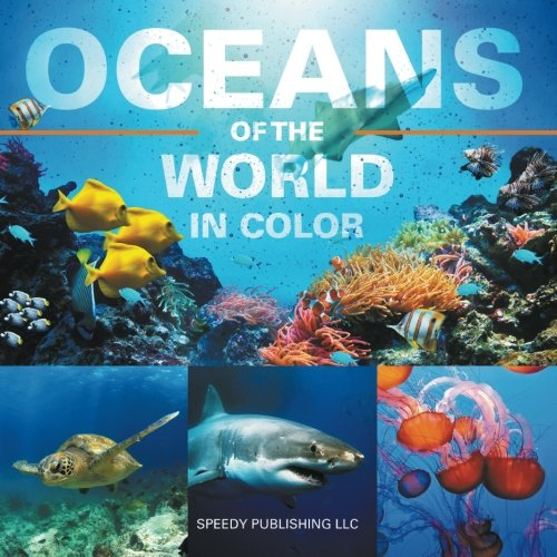 Oceans Of The World In Color
