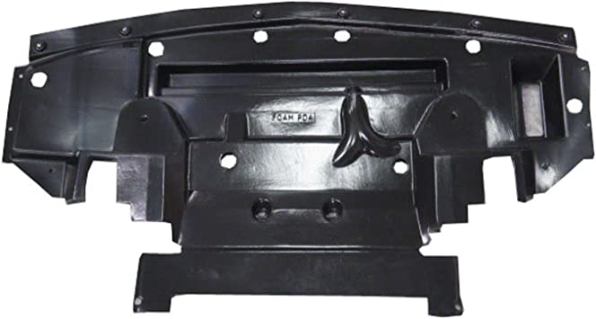 CPP Front Bumper Deflector for 2006-2011 Cadillac DTS