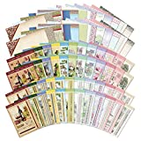 Hunkydory Crafts Shabby Chic & Rustic Charm Designer Deco-Large Collection Card Kit CHARM101