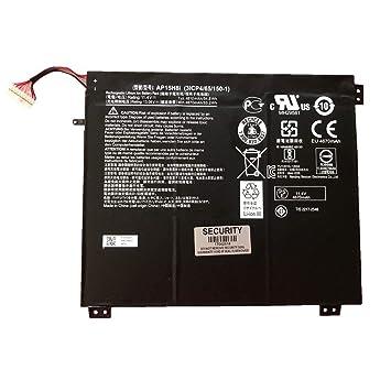 7xinbox 11.4V 54.8Wh Ap15H8I Ordenador portátil del reemplazo de ...
