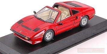 Best Model Kompatibel Mit Ferrari 308 Gts 1980 Magnum P I Second Series 1 43 Diecast Bt9742 Amazon De Spielzeug