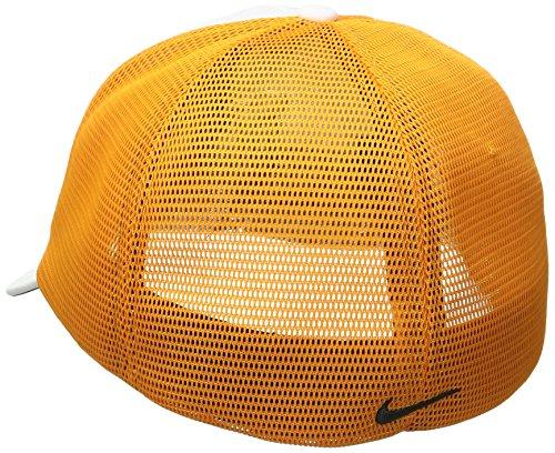NIKE Legacy 91 Tour Mesh Hat Vivid Orange/White HccF7
