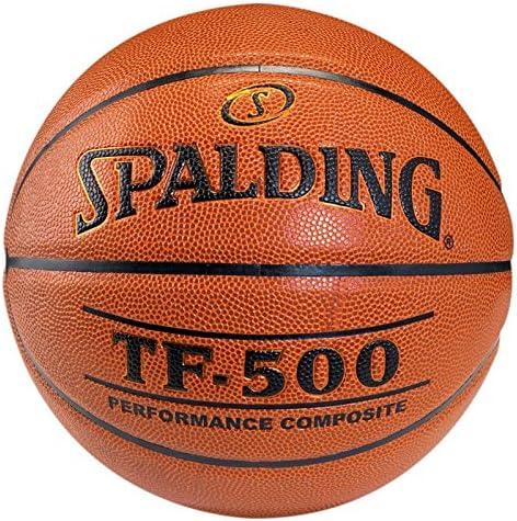 Spalding Tf500 In/out Sz.7 (74-529Z) Balón de Baloncesto, Unisex ...