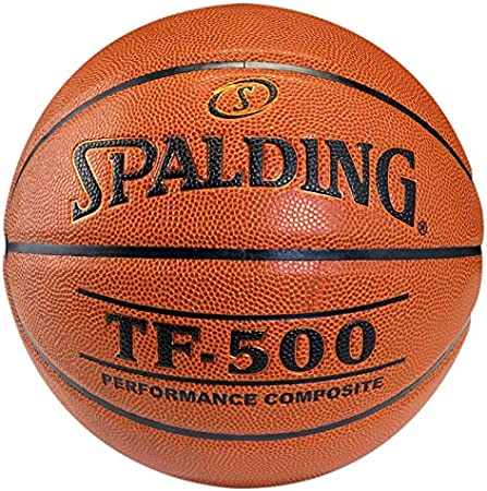 Spalding Tf500 In/out Sz.7 (74-529Z) Balón de Baloncesto, Unisex ...