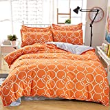 Best Magic Cover Home Fashion Pillows - KFZ Bed Set 4pcs Beddingset Duvet Cover Set Review