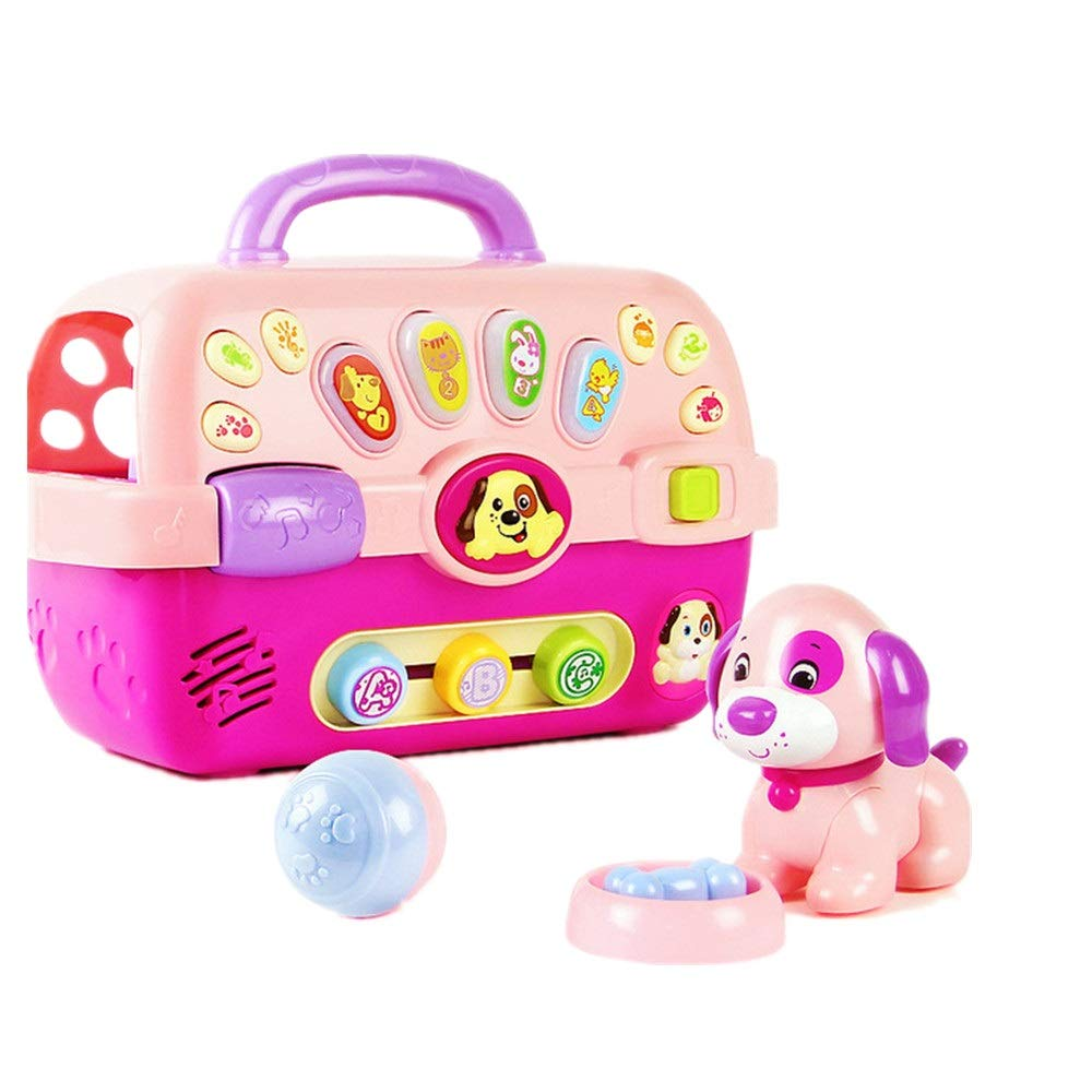 Children Early Education Toy Early Education 3 Years Olds Baby Toy Learning Machine Toy with Lights and Music Songs Various Talking & Sounds Learning Story for Toddlers Children & Kids Boys and Girls