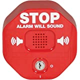 Safety Technology International, Inc. STI-6400 Exit Stopper Multifunction Door Alarm, Helps Prevent Unauthorized Exits…