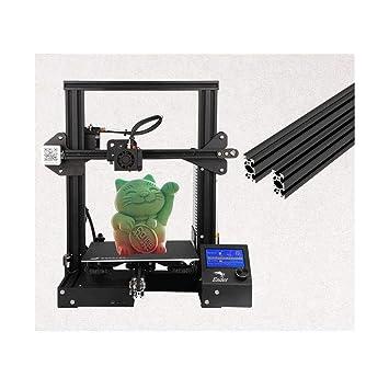 YA DIY, la Impresora 3D 3D de Alta precisión Mini Ender-3 ...