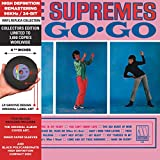 Supremes A Go Go - Cardboard Sleeve - High-Definition CD Deluxe Vinyl Replica - IMPORT
