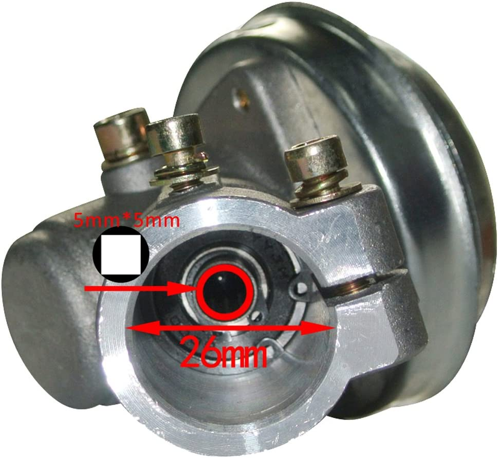 Amazon.com: JRL Gearhead Gear Head Gearbox 1.024 in Diam ...