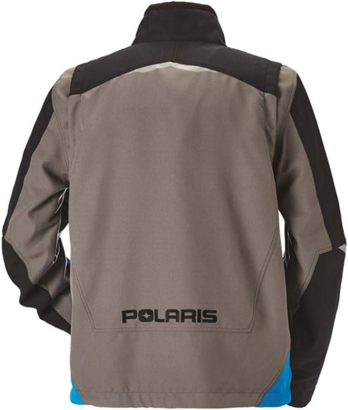 Polaris New OEM M Pro Jkt Blk Red 3Xl 286770214
