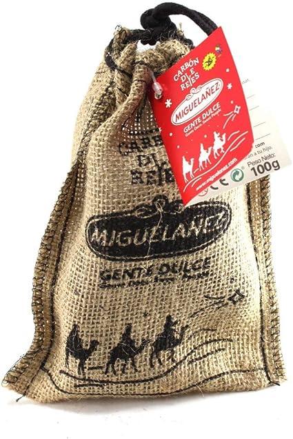 ijsalut - saco carbon s/gluten 100gr mig miguelañez 100gr ...