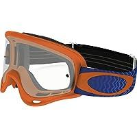 Oakley O Frame MX Shockwave Org Blue - anteojos para adulto unisex (naranja, tamaño mediano), 1 unidad