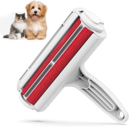 DELOMO Pet Hair Remover Roller - Excellent For Content