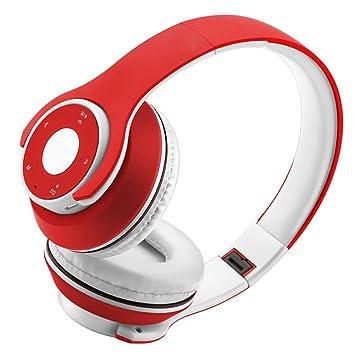 Auriculares Bluetooth,Auriculares Auricular Bluetooth inalámbrico Deportes Juego bajo teléfono Universal Apple Andrews Bluetooth Auricular