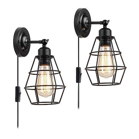 Amazon.com: KOONTING - Lámpara de techo colgante de 3 luces ...