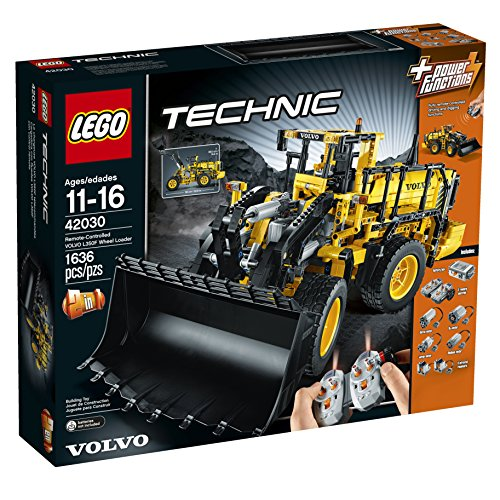 LEGO Technic Remote Controlled VOLVO L350F Wheel Loader 42030
