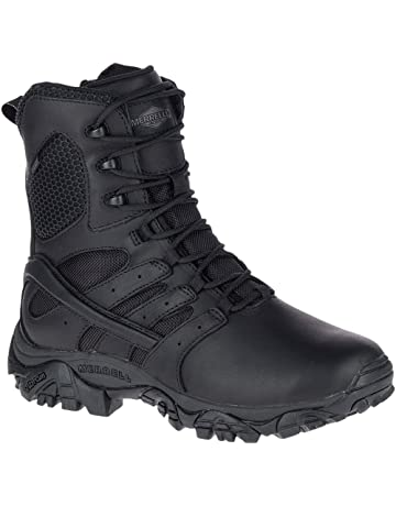 84c849e4d0f Women's Military Tactical Boots | Amazon.com