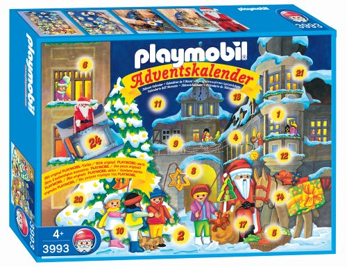 Playmobil Advent Calendar VI (2002)
