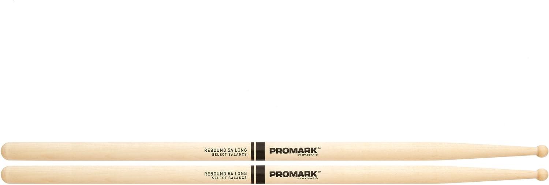 Single Pair Promark Select Balance Maple Rebound 55A Drumsticks RBM580LRW