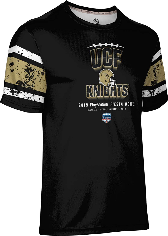 University of Central Florida Boys Performance T-Shirt End Zone Fiesta Bowl 2019
