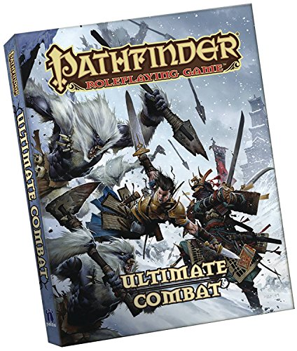 Pdf Science Fiction Pathfinder Roleplaying Game: Ultimate Combat Pocket Edition