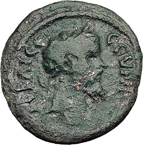 193 IT SEPTIMIUS SEVERUS 193AD Leo Zodiac Astrological N coin Good