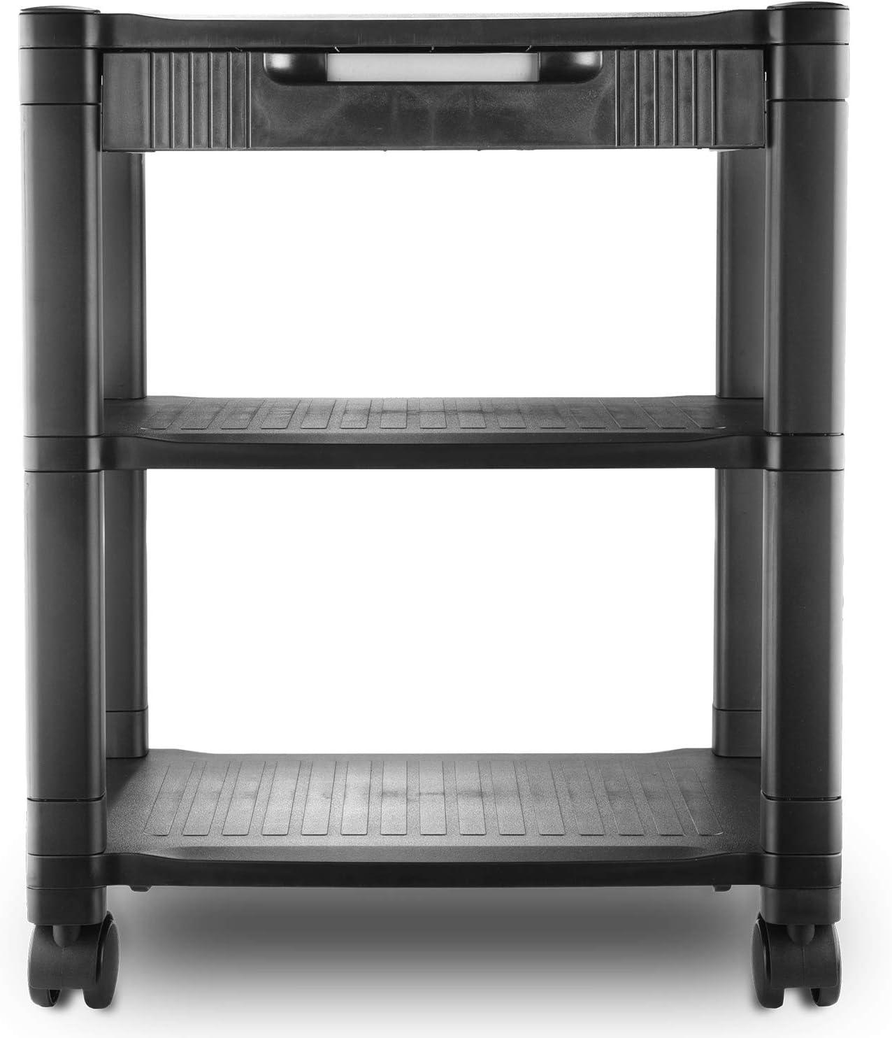Amazon.com: Circuit City PS3T - Soporte de 3 estantes para ...