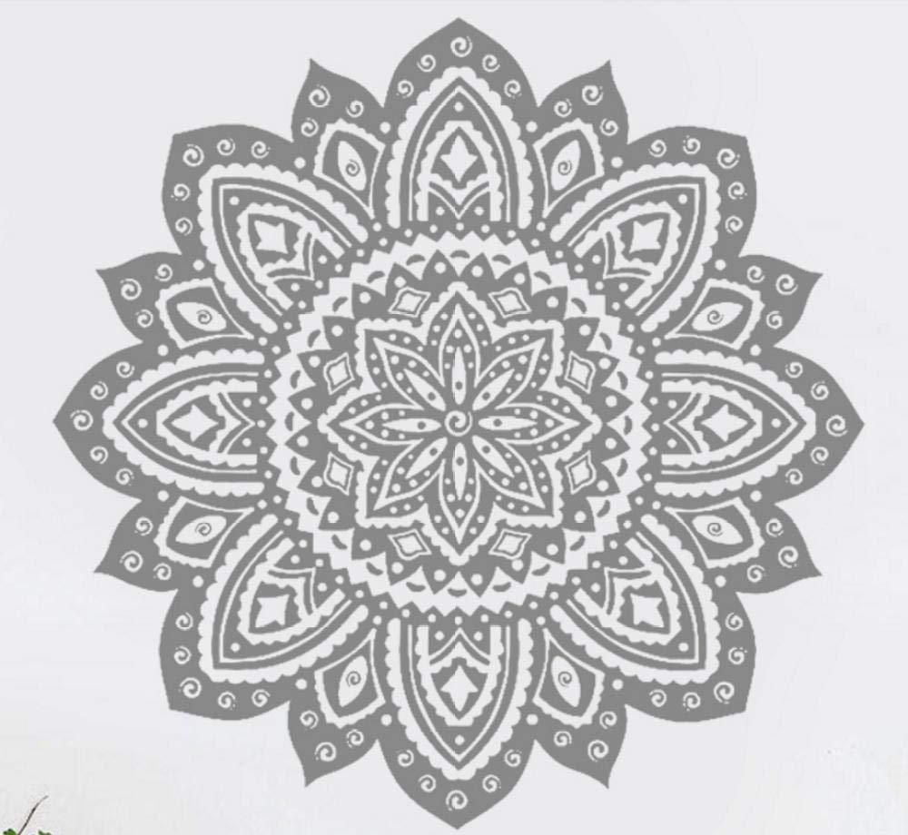 Terilizi Alta Calidad Mandala Meditación Yoga Tatuajes De Pared ...