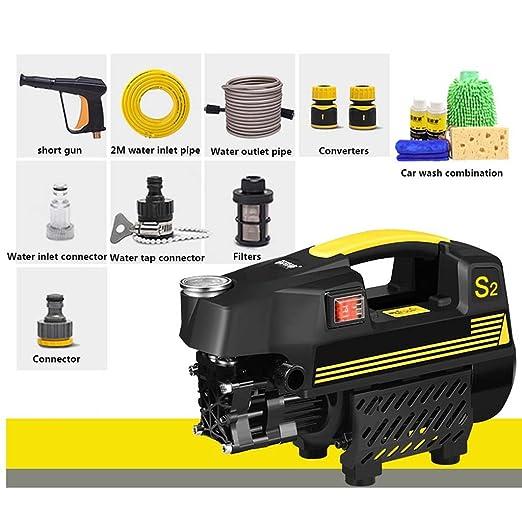 Lavadora de coches de alta presión - Hogar 220V Camión de cepillo ...
