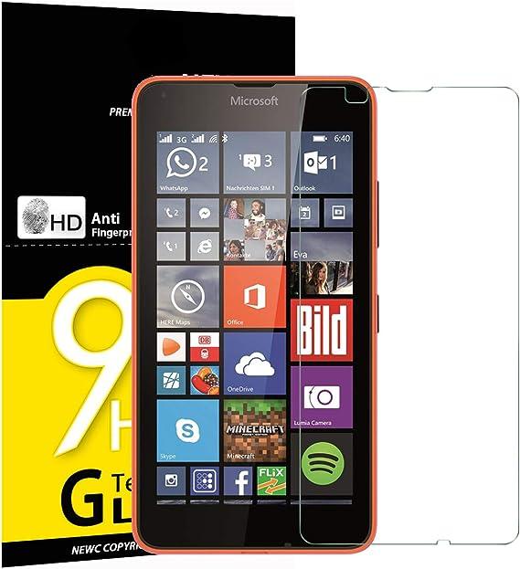 NEWC 3 Unidades, Protector de Pantalla para Nokia Microsoft Lumia ...
