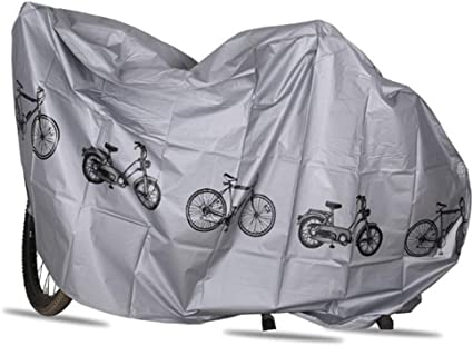 Funda Bicicleta Exterior Funda Bicicleta Exterior Impermeable ...