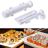 Sushi Bazooka All in One Sushi Making Kit Sushi Rolls Made Easy Mold Gourmet Kitchen Tools Perfect Gift for Sushi Lovers