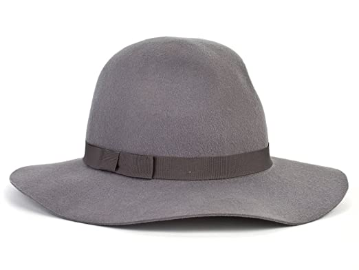 b24fc5360bd11 Image Unavailable. Image not available for. Colour  Brixton Women s Floppy Hat  Dalila - grey