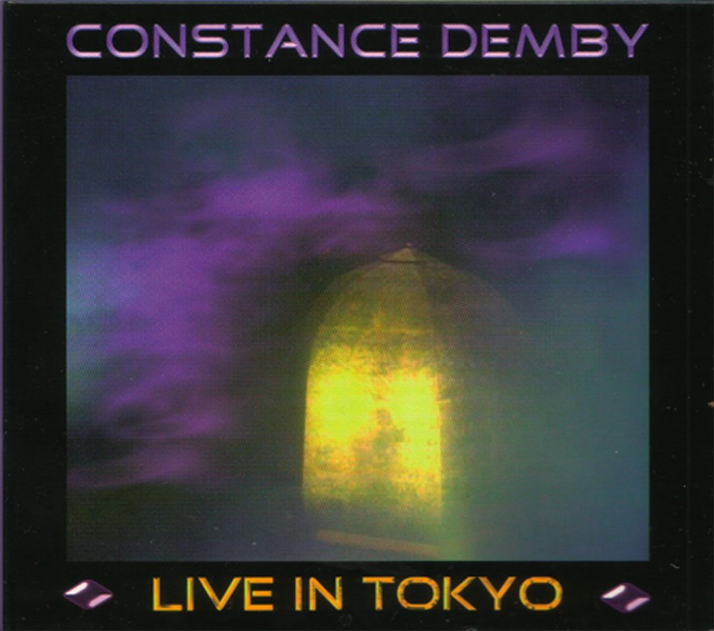 Constance Demby - Live in Tokyo