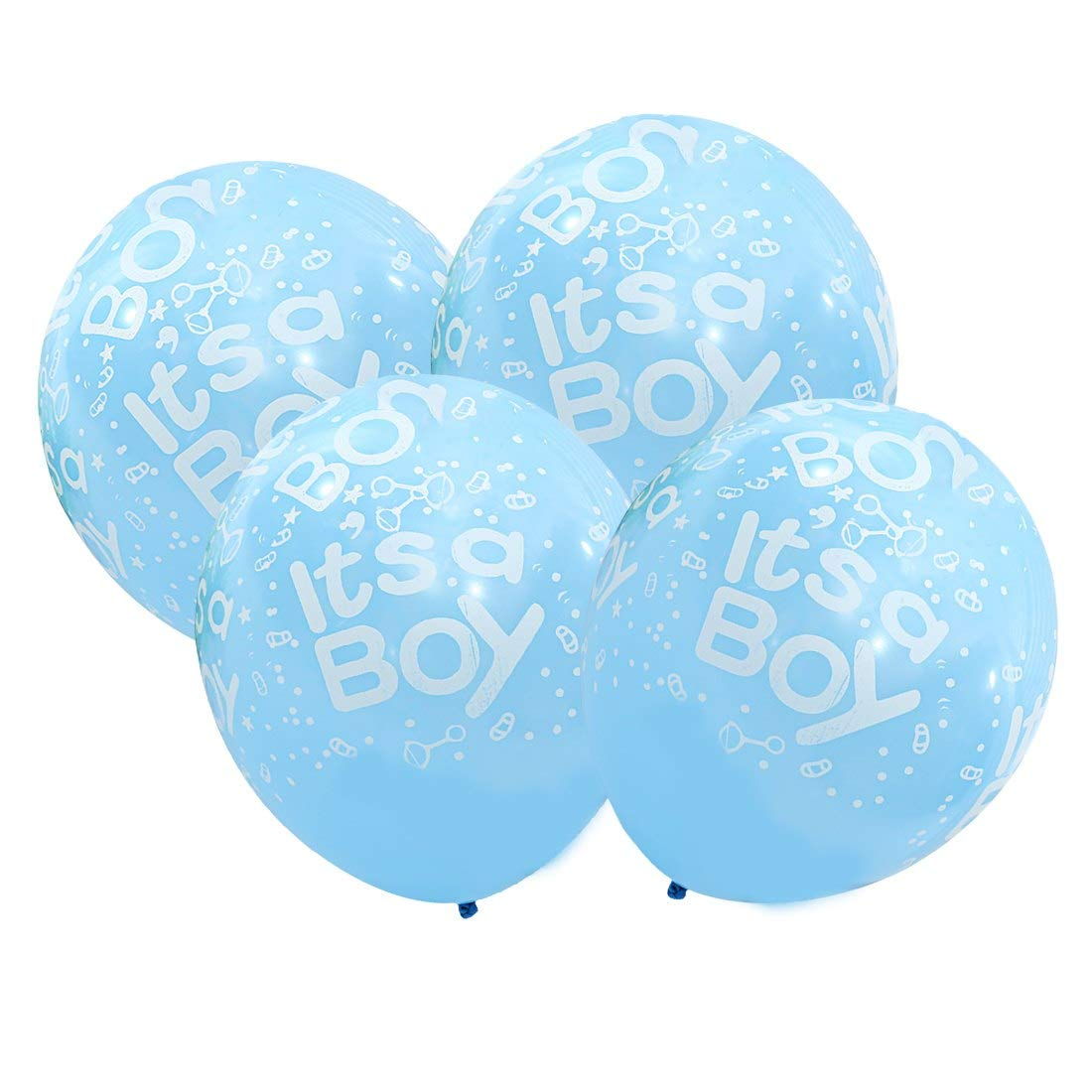 10Pcs Boy Girl Latex Balloons for Wedding Birthday Baby Shower Party Decoration