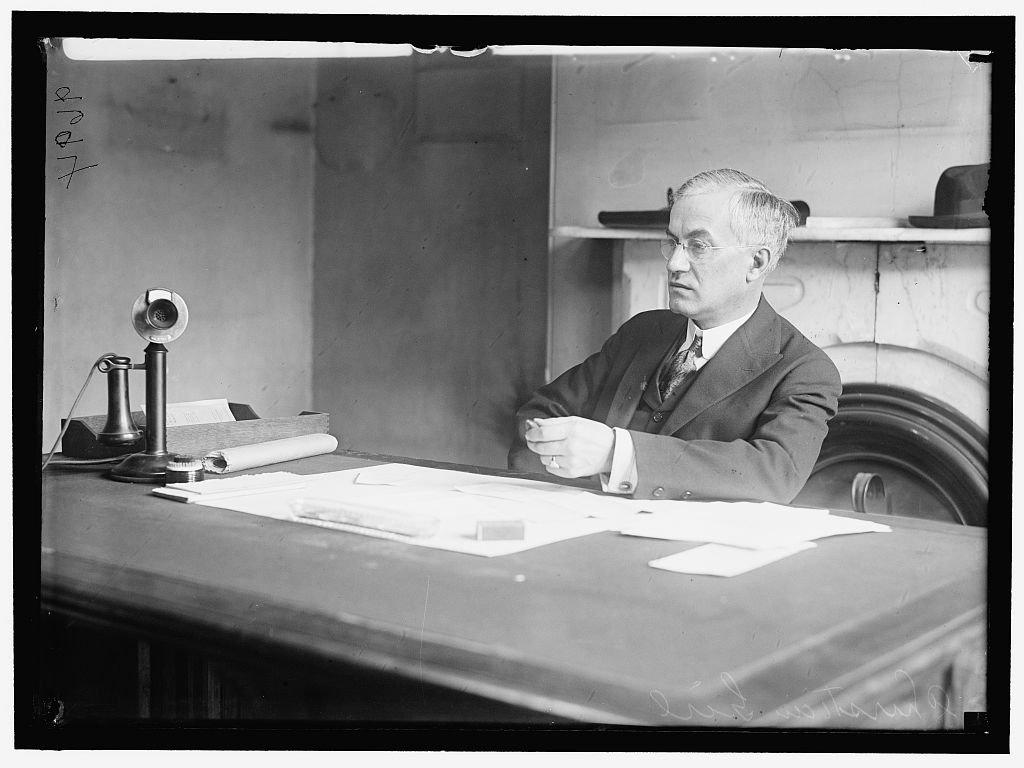 Vintography Reproduced 8 x 10 Photo Girl, Christian 1917 Harris & Ewing a26
