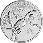 2016 UK Great Britain Silver Year of...