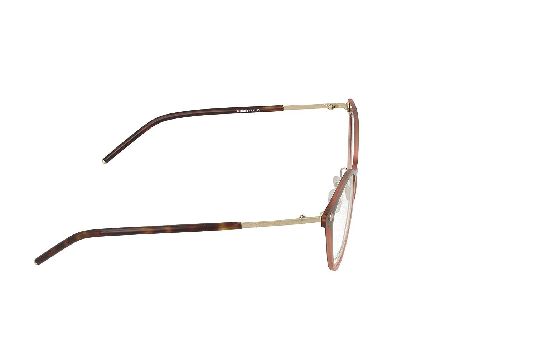 1b475209b4bc Amazon.com  MARC JACOBS Eyeglasses MARC 32 0FRJ Brown Coral Havana  Clothing
