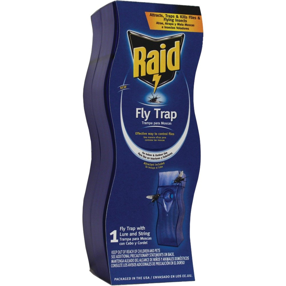 Amazon.com : RAID SFLY-RAID Plastic Fly Trap Home, garden & living : Baby