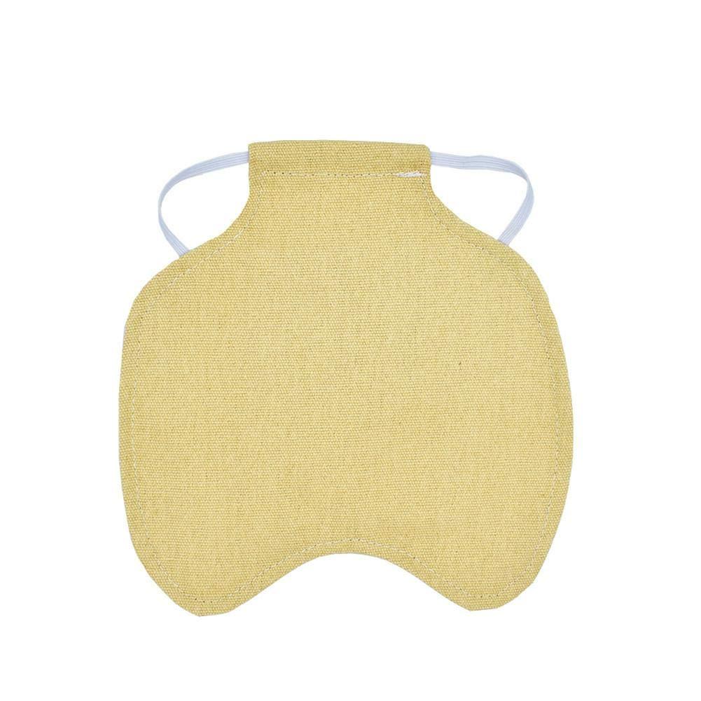 Chaquetas de Pollo Protector de Espalda de Plumas Correa Simple est/ándar Blue-Yan Delantal de Silla de Montar de gallina Hen