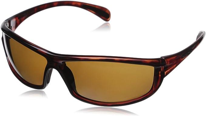 Suncloud Optics Sentry Injected Frames Polarized Designer Sunglasses//Eyewear Tortoise//Brown