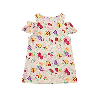 6023e4eabb Amazon.com  Sagton® Girls Dresses