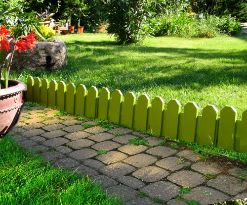 Bordure per aiuole fai da te perfect with bordure per aiuole fai da te good bordure per aiuole - Bordure giardino fai da te ...